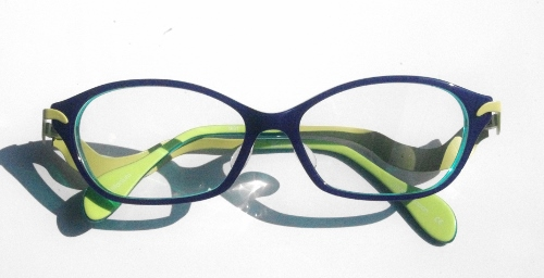 KAMUROのカワイイ眼鏡