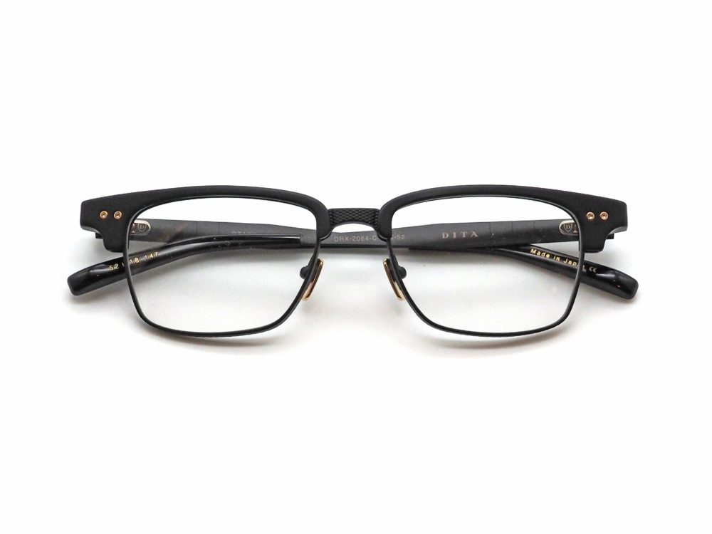 DITA, STATESMAN DRX-2064-C-BLK-52 眼鏡工房久保田
