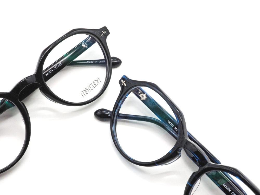 MATSUDA eyewear, M1024 眼鏡工房久保田