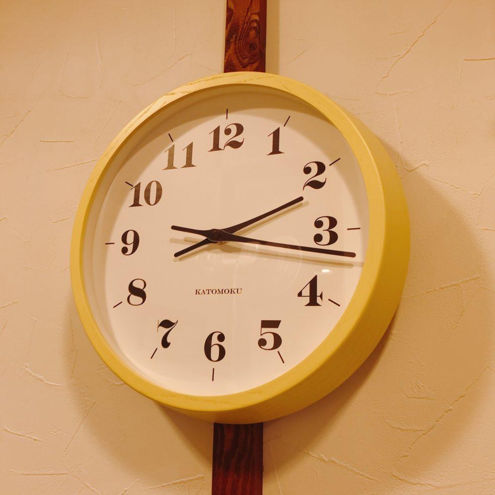 新規取り扱い時計ブランド 「KATOMOKU」ご紹介