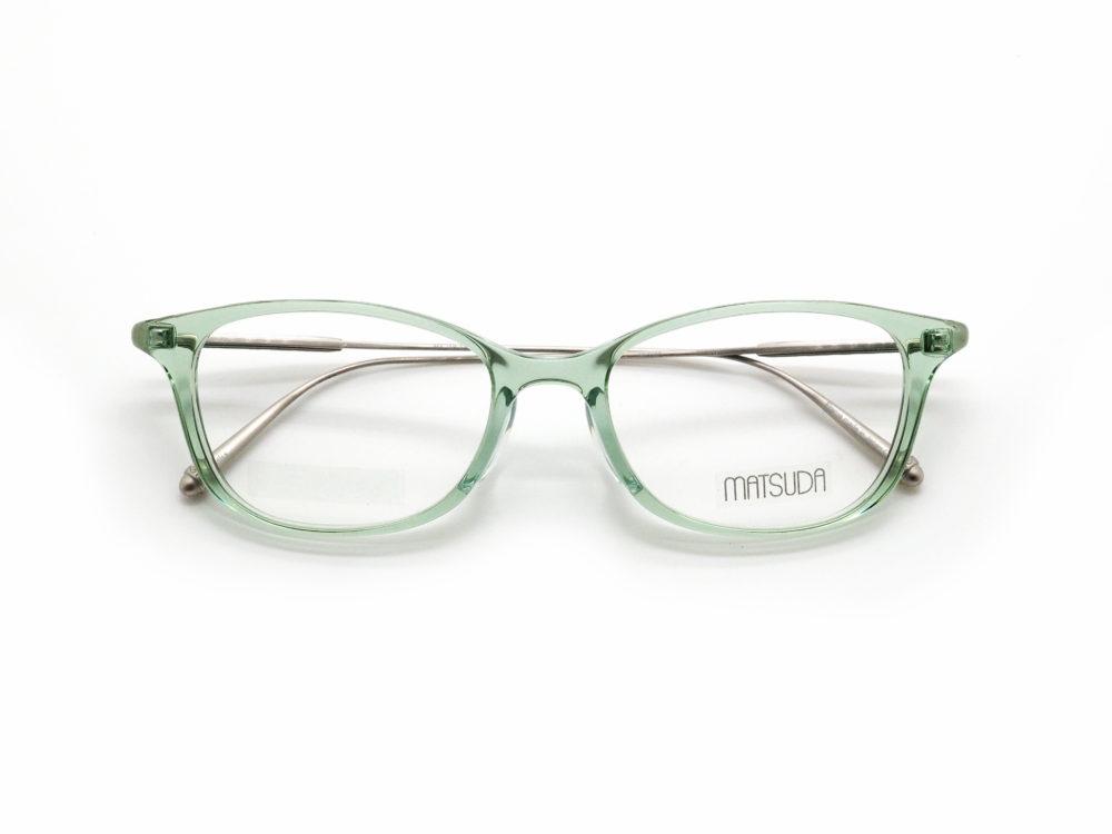 若草クリアカラー MATSUDA eyewear, M2045