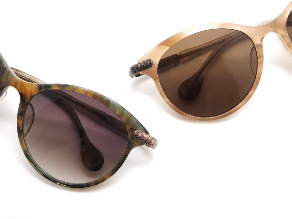 春のお散歩にサングラスを AKITTO for sun, ami-sun